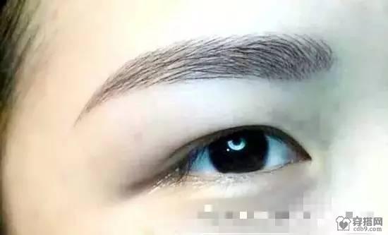 告诉你纹眉 绣眉 雾眉,仿真眉,半永久到底那种好